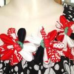 Kanzashi Summer Dress, Girl..