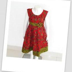 Sewing Pattern Girls Dress, Pdf Sewing Pattern, Caroline Summer Dress  with Headband